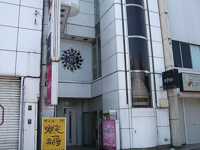 伊勢崎市緑町 キャバクラ跡